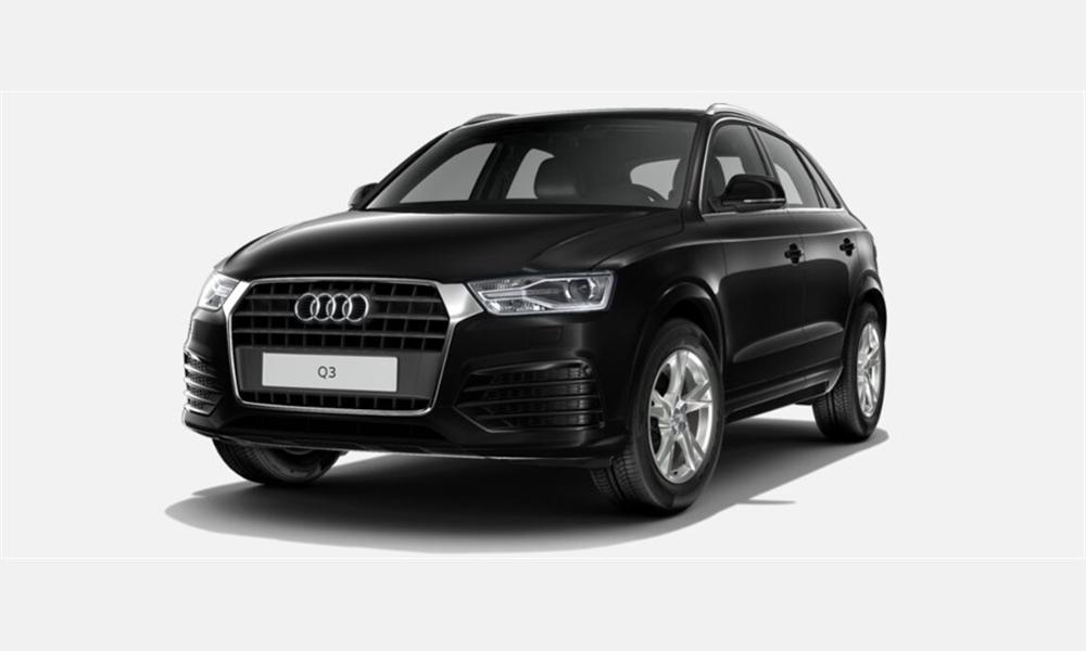 Audi Q3 sport 1.4 TFSI für 159 € im Monat