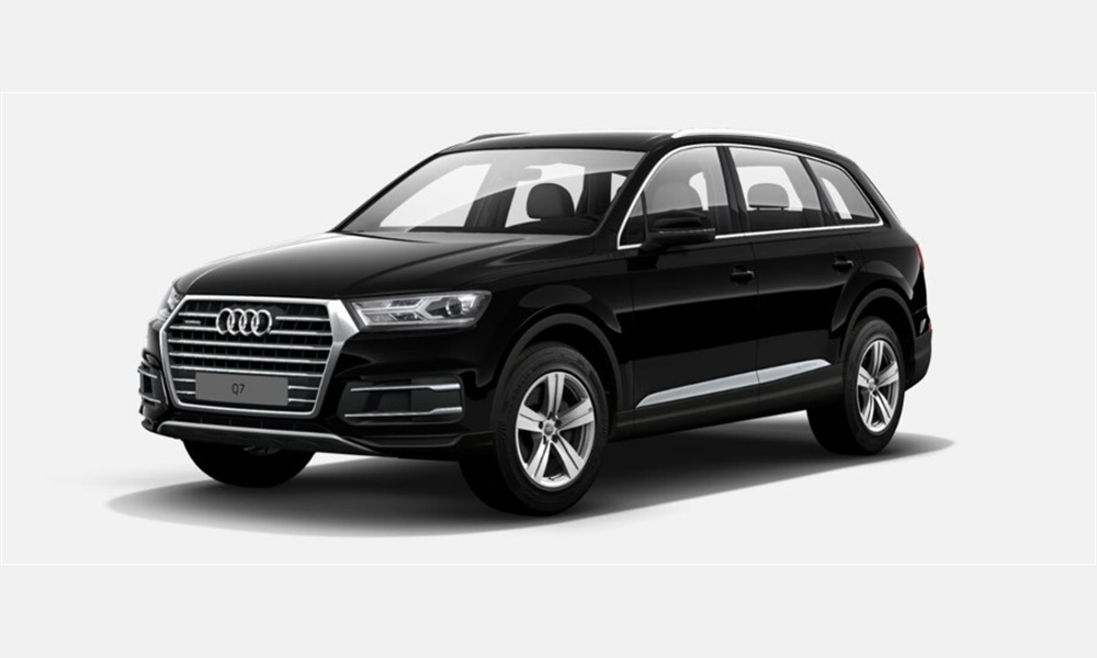Audi Q7 3.0 TDI quattro für 539€ im Monat