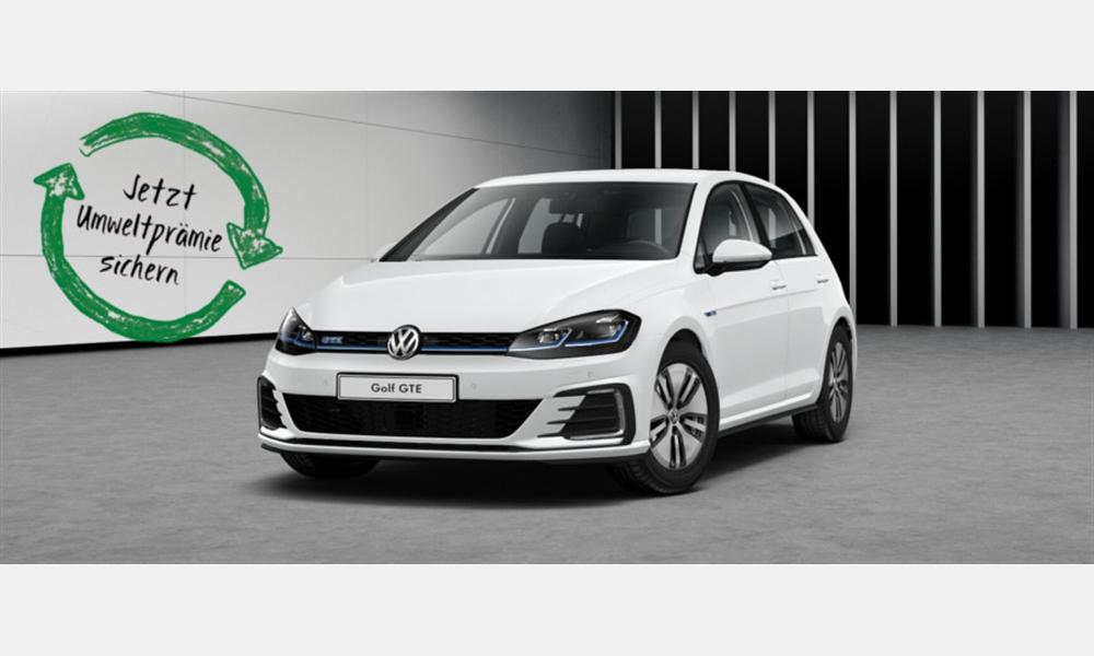 Volkswagen Golf GTE Plug-In-Hybrid 1,4 l TSI für 26999€