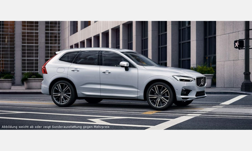 Volvo XC60 D4 AWD Geartronic Momentum für 369€ im Monat