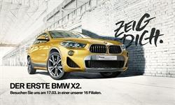 Foto des Events Der erste BMW X2. Besuchen Sie uns.