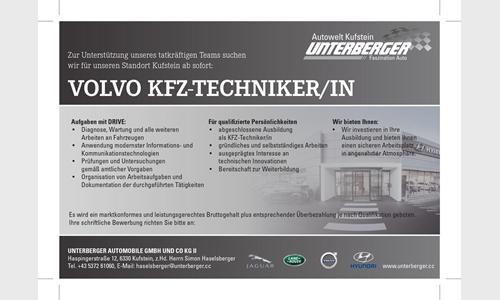 Foto des Stellenangebots Volvo KFZ-Techniker/In