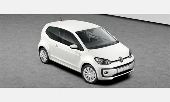 Foto des Serviceangebots Volkswagen join up! 1,0 l für ab 130€ im Monat