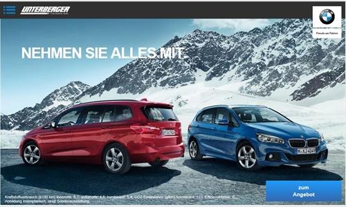Foto der News Der BMW 2er Active und Gran Tourer