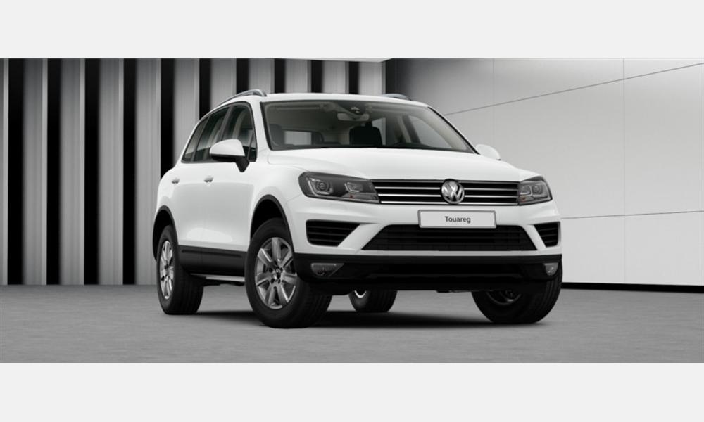 Volkswagen Touareg V6 TDI 3,0 l für 299€ im Monat