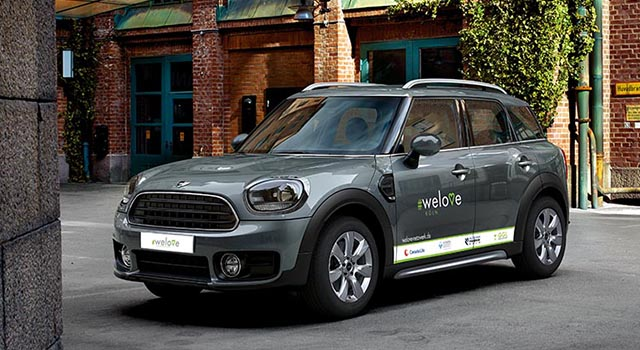 MINI One Countryman im Design