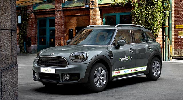 MINI Countryman im Design