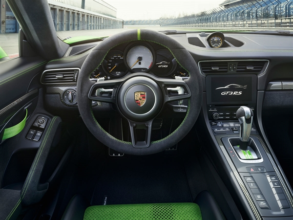GT3 RS Steering wheel
