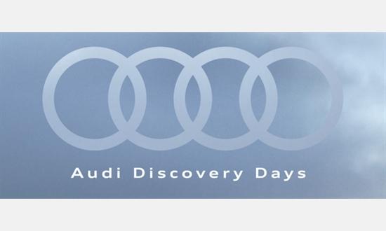 Foto des Serviceangebots Audi Discovery Days