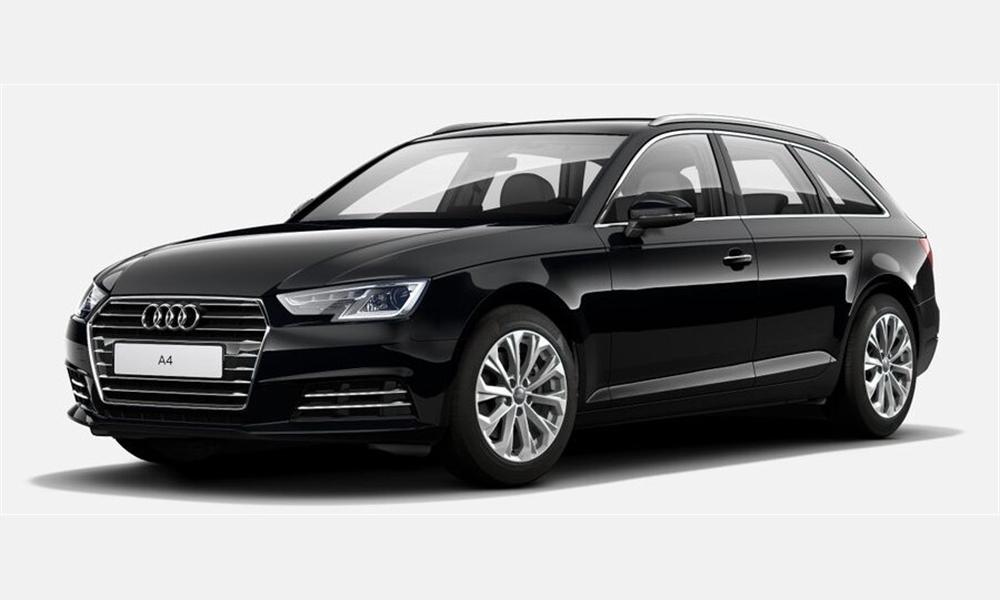 Audi A4 Avant 2.0 TDI für 215€ im Monat