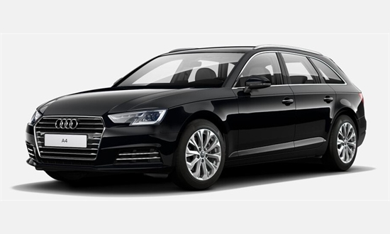 Foto des Serviceangebots Audi A4 Avant 2.0 TDI für 215€ im Monat