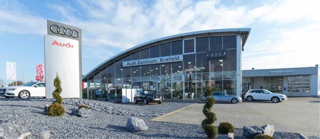Audi Zentrum Krefeld