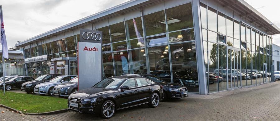Audi Exklusiv Willich
