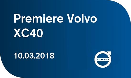 Foto des Events Premiere Volvo XC40