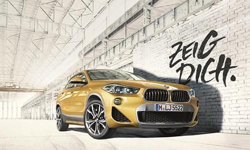 Foto des Events DER ERSTE BMW X2.