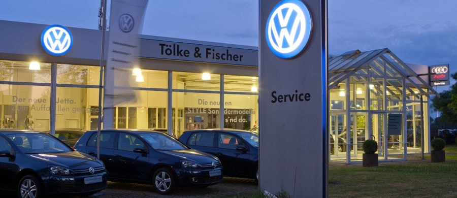 Volkswagen Hüls