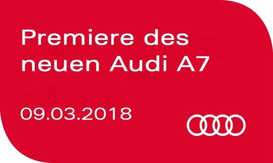 Foto des Events Audi A7 Premiere