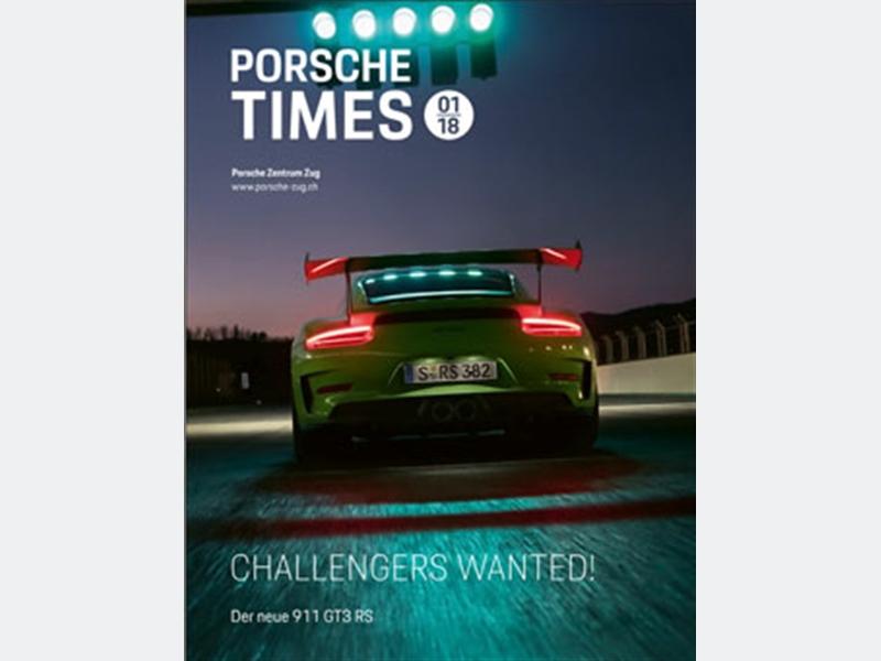 Porsche Times 01/2018