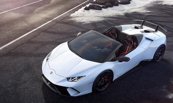 Bild der News Lamborghini Huracán Performante Spyder: Maximale Leistung bei gesteigerter Emotion unter freiem Himmel