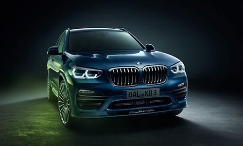 Foto der News Der neue BMW ALPINA XD3: Souverän auf allen Wegen.