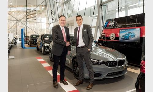 Foto der News Ernst Diem übernimmt Betriebsleitung bei BMW MINI Unterberger Prien