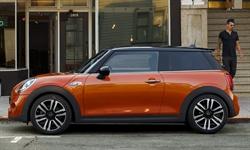 Foto der News Mehr Ecken entdecken. Die neuen MINI Modelle 2018.
