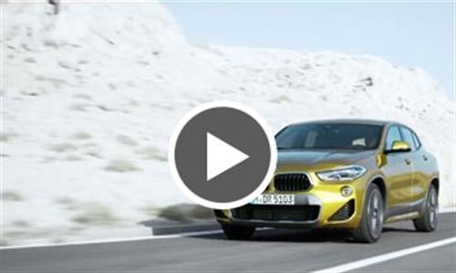 BMW X2 Autotest