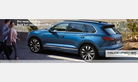 Foto der News Der neue Volkswagen Touareg.