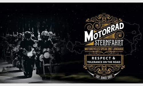 Foto der News Größte Motorrad Sternfahrt Österreichs