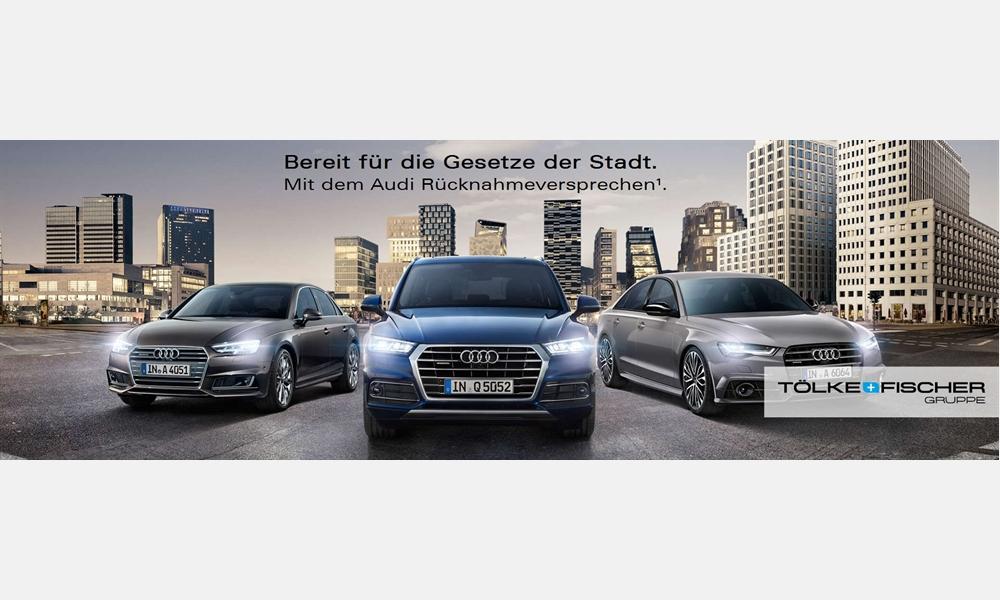 Das Audi Rücknahmeversprechen