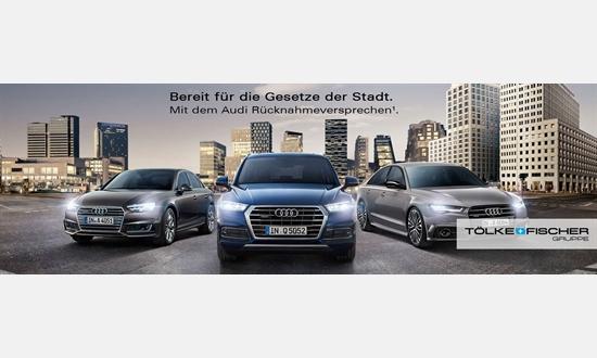 Foto des Serviceangebots Das Audi Rücknahmeversprechen