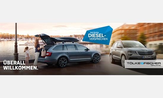 Foto des Serviceangebots Das Skoda Diesel-Versprechen