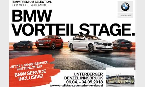 Foto der News BMW VORTEILSTAGE.