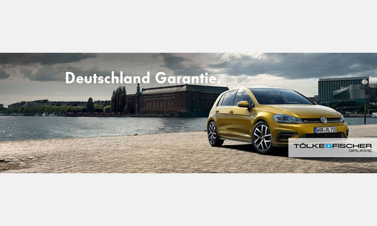 Foto des Serviceangebots Die Deutschland Garantie von VW