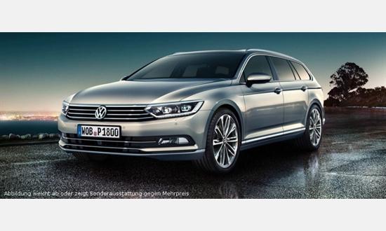 Foto des Serviceangebots VW Passat Variant Comfortline 2.0 TDI  für 229€ im Monat