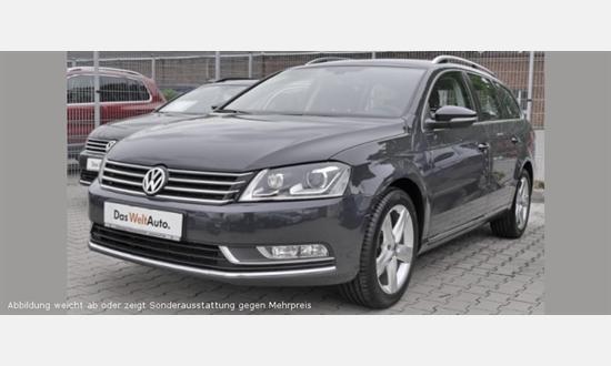 Foto des Serviceangebots VW Passat Variant Business Edition 2.0 TDI für 99€ im Monat