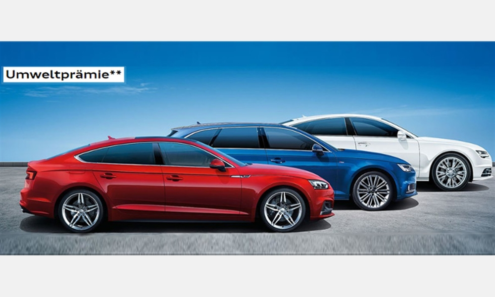 Audi Umweltprämie 2018