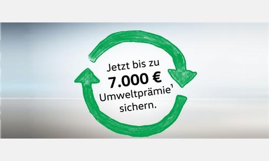 Foto des Serviceangebots VW Nutzfahrzeuge Umweltprämie 2018
