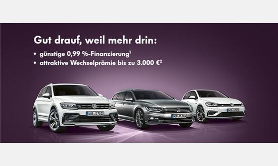 Foto des Serviceangebots VW Gebrauchtwagen mit Dieselmotoren der Euro-5- und Euro-6-Norm