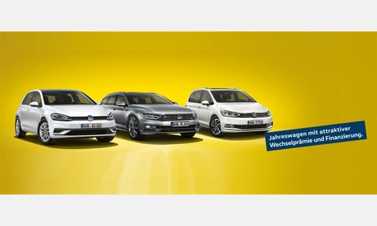 Foto des Serviceangebots Jahreswagen von Volkswagen