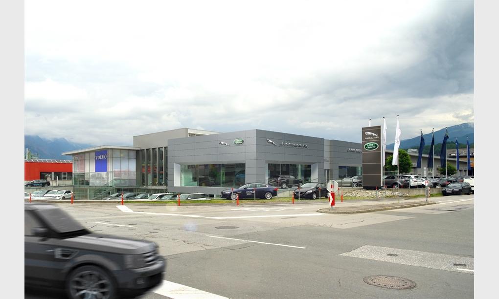 Denzel-Unterberger modernisiert die Autowelt für mehr als 2 Millionen Euro