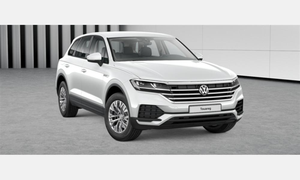 Der neue Volkswagen Touareg V6 TDI 3,0 l für 389€ im Monat