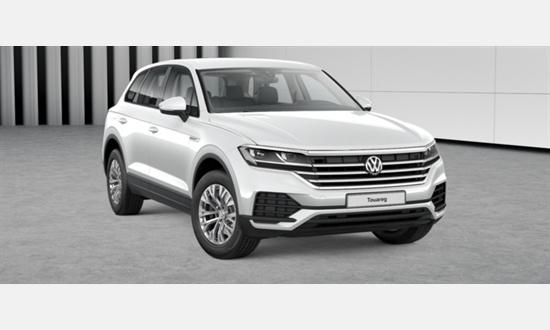 Foto des Serviceangebots Der neue Volkswagen Touareg V6 TDI 3,0 l für 389€ im Monat