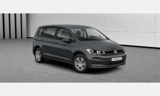 Foto des Serviceangebots Volkswagen Touran Trendline 1,6 l TDI für 129€ im Monat