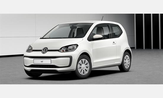 Foto des Serviceangebots Volkswagen move up!  1,0 l für 98€ im Monat