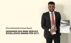 Foto der News Service Excellence Award für Procar Castrop-Rauxel.