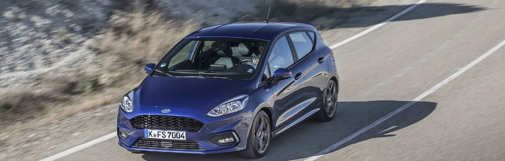 Ford Fiesta Trend 5-türig