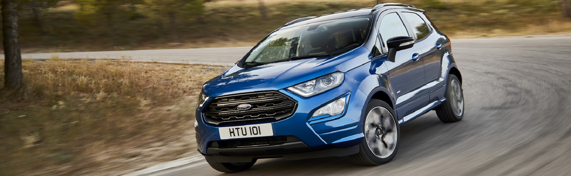 Ford EcoSport 2WD