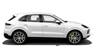 The new Cayenne E-Hybrid