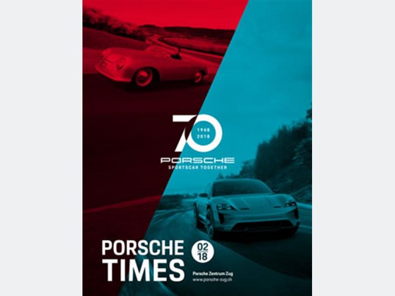 Porsche Times 02/2018